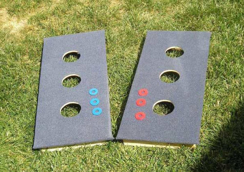 3 hole washer toss games3 hole washer toss