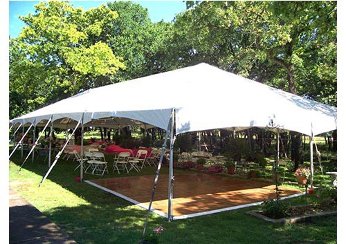 40u2032 x 60u2032 Pole Tent & 40u2032 x 60u2032 Pole Tent u2013 Jump Party Texas