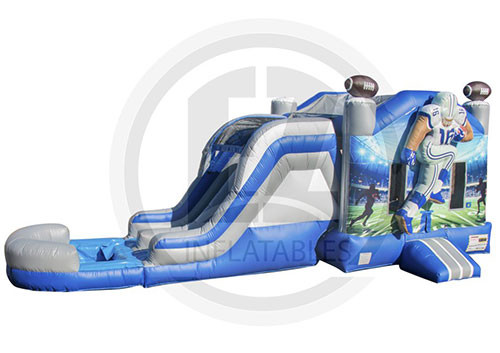 Water Slides | Jump Party Texas