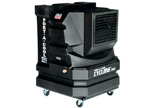 Home Party Equipment Port A Cool Cyclone 3000